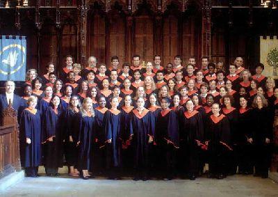 Concierto: Coro Princeton Chapel Choir en la Anunciación Sevilla