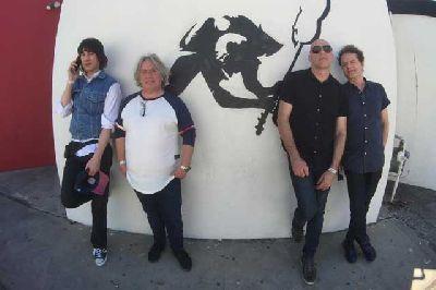 Foto promocional del grupo Protex