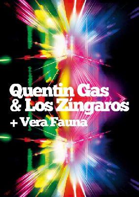 Concierto: Quentin Gas y Los Zíngaros en Malandar Sevilla 2018