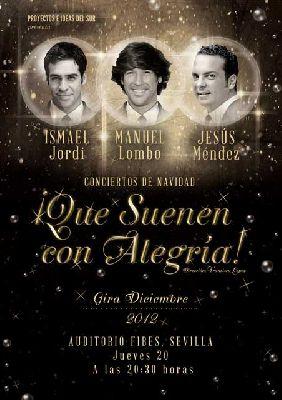 Concierto: ¡Qué suenen con alegría! en Sevilla (Fibes)