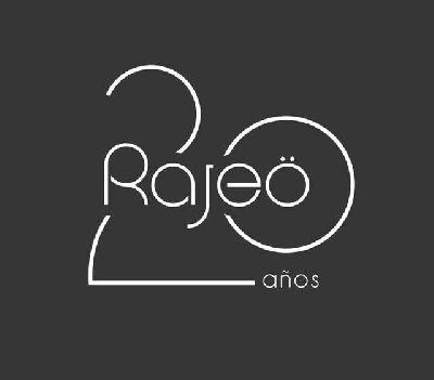 Imagen promocional de los 20 años del grupo Rajeö