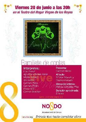 Concierto: Ramillete de coplas en Teatro Virgen de los Reyes Sevilla