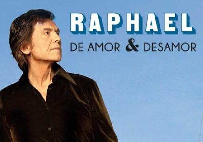Concierto: Raphael De amor y desamor en Fibes Sevilla