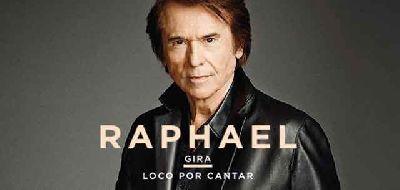 Concierto: Raphael Loco por Cantar en Fibes Sevilla 2018