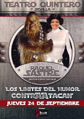 Humor: Raquel Sastre en el Teatro Quintero de Sevilla