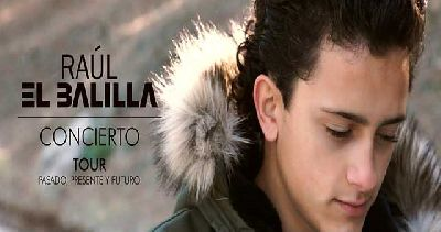 Concierto: Raúl El Balilla en el Cartuja Center de Sevilla 2018