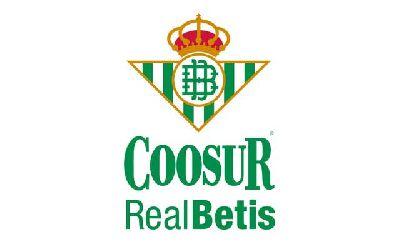 Logotipo del equipo de baloncesto Coosur Real Betis