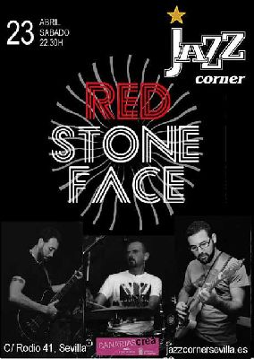 Concierto: Red Stone Face en Jazz Corner Sevilla