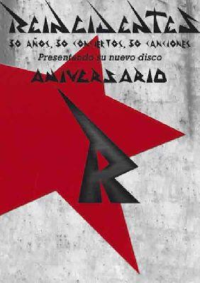 Concierto: Reincidentes en la Sala Custom de Sevilla