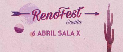 Cartel del RenoFest 2019