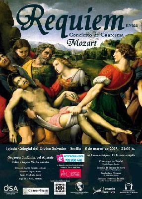 Concierto benéfico de Cuaresma en la iglesia del Salvador Sevilla