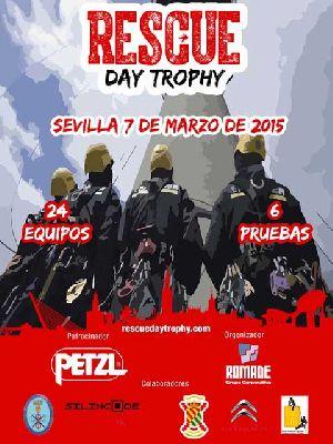 Rescue Day Trophy 2015 (pruebas de rescate) en Sevilla