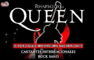 Cartel de Rhapsody of Queen