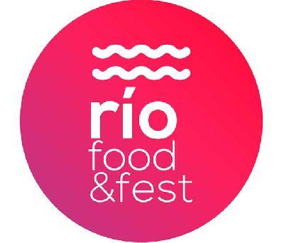 Logotipo de Río Food & Fest