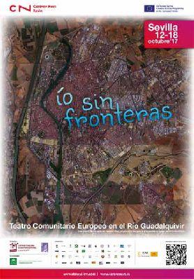 Río sin fronteras 2017 en Sevilla