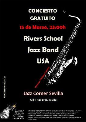 Concierto: Rivers School Jazz Band USA en Jazz Corner Sevilla