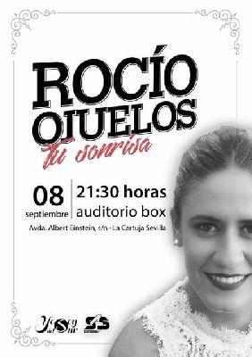 Concierto: Rocío Ojuelos en Espacio Box Sevilla