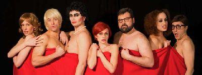 Espectáculo: Rocky Horror Dramakuin Show en la Sala Cero de Sevilla