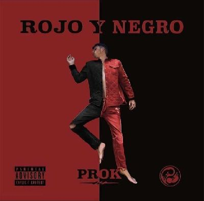 Portada del disco Rojo y negro de Prok