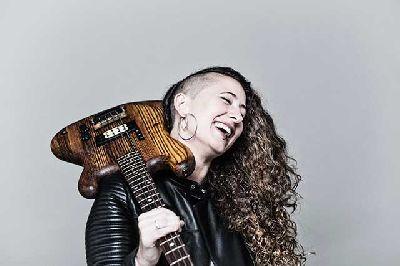Foto promocional de Rosario La Tremendita