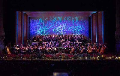 Foto promocional de la Royal Film Concert Orchestra (RFCO)