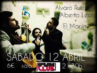 Concierto: Alvaro Ruiz y Alberto Leal en la sala FunClub Sevilla