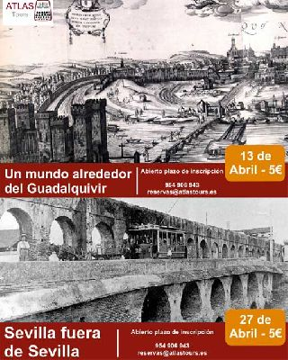 Rutas arqueológicas: el Guadalquivir y la Sevilla de extramuros