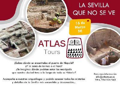 Ruta arqueológica La Sevilla que no se ve