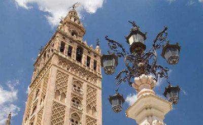 Visitas culturales por Sevilla de Rutas Sevilla (agosto 2014)