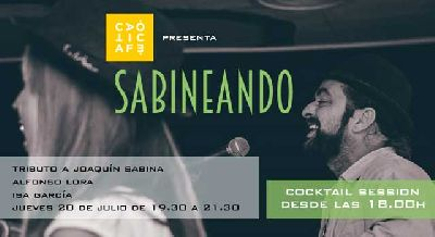 Concierto: Sabineando en el Espacio Cultural Caótica de Sevilla