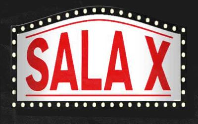 Logotipo de la Sala X de Sevilla