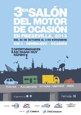 III Salón del Motor de Ocasión de Sevilla 2013