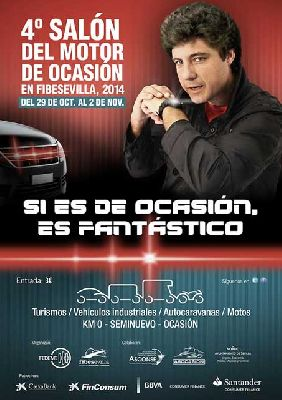 IV Salón del Motor de Ocasión de Sevilla 2014