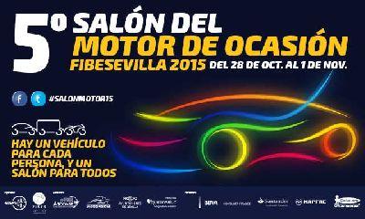 V Salón del Motor de Ocasión de Sevilla 2015