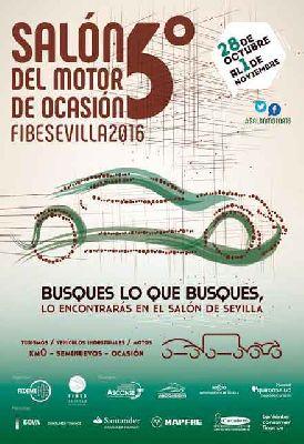 VI Salón del Motor de Ocasión de Sevilla 2016
