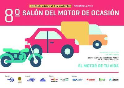 VIII Salón del Motor de Ocasión de Sevilla 2018