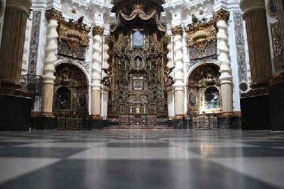 Foto de la iglesia de San Luis de los Franceses de Sevilla