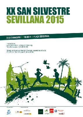XX San Silvestre Sevillana 2015