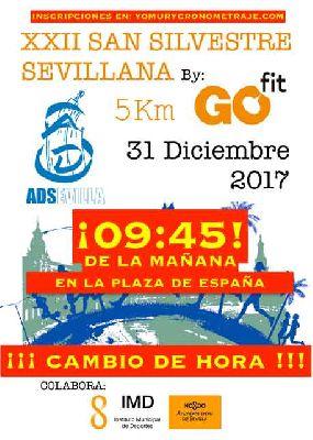 XXII San Silvestre Sevillana 2017