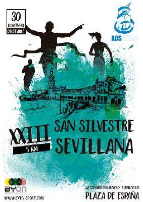 XXIII San Silvestre Sevillana 2018