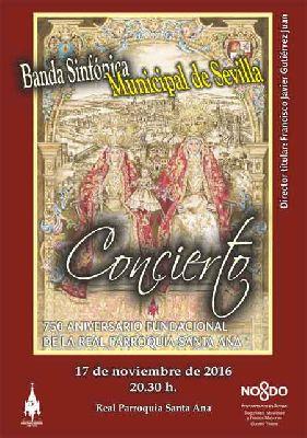 Concierto: Evangelizadores del Nuevo Mundo por Sinfónica Municipal Sevilla
