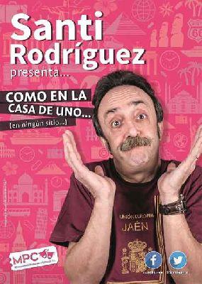 Humor: Santi Rodríguez en el Teatro Quintero de Sevilla (septiembre 2017)