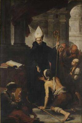 Exposición: Murillo y los Capuchinos en el Museo Bellas Artes de Sevilla