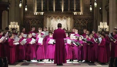 Concierto: Coro Schola Cantorum del Colegio London Oratory en Sevilla