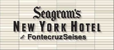 Seagram's New York Hotel at Fontecruz Seises Sevilla 2018