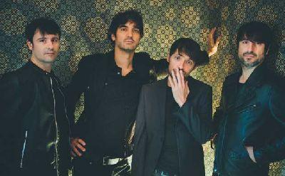 Foto promocional del grupo Second