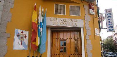 Día de las Letras Gallegas 2017 por el Lar Gallego de Sevilla