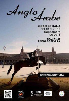 Gran Semana del Caballo Anglo-Árabe en Sevilla 2013