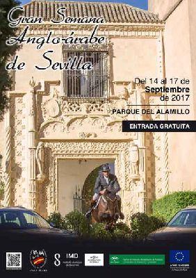 Gran Semana del Caballo Anglo-Árabe en Sevilla 2017