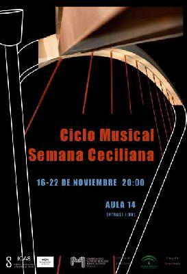 Semana Musical Ceciliana 2015 en el CSM Manuel Castillo Sevilla